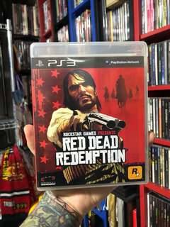 Red Dead Redemption PS3 Sony PlayStation Game