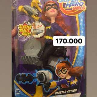 Barbie Bat Girl DC Superhero