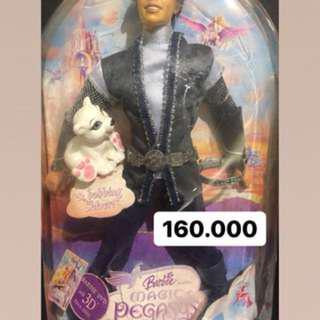 Barbie Prince Ken Pegasus