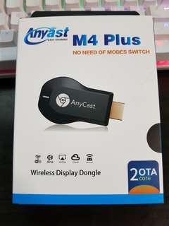 Wireless Display Dongle Anycast