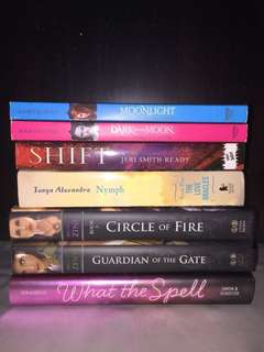 Assorted Young Adult Books