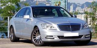 MERCEDES-BENZ S500 Facelift 2009