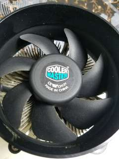 CoolerMaster CPU Fan