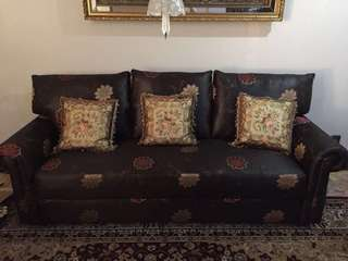 Sofa cantik 3 dudukan