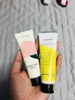 Brand New Innisfree hand cream