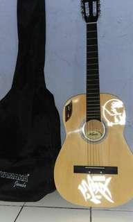 Gitar Merk Kapoks