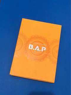 BAP 1st Mini Album Repackage