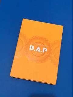 BAP 1st Mini Album Repackage