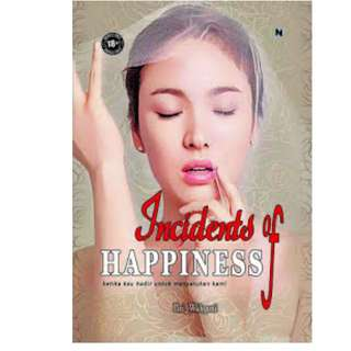 Ebook Incident of Happiness - Nci_Wahyuni