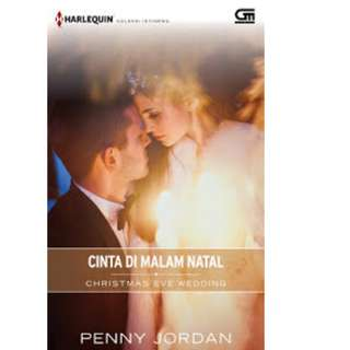 Ebook Cinta di Malam Natal (Christmas Eve Wedding) - Penny Jordan