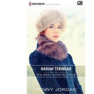 Ebook Hadiah Terindah (The Most Coveted Prize) - Penny Jordan