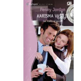 Ebook Karisma Vasilii (The Power of Vasilii) - Penny Jordan