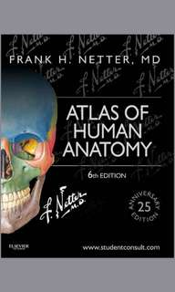 Netter's Atlas of Human Anatomy PDF