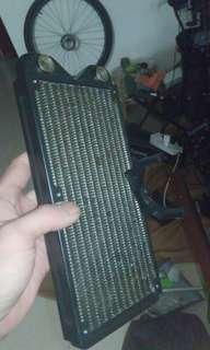 Water cooling radiator 240mm