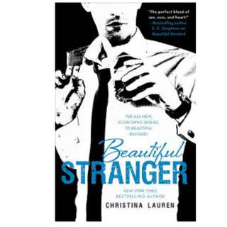 Ebook Beautiful Stranger - Christina Lauren