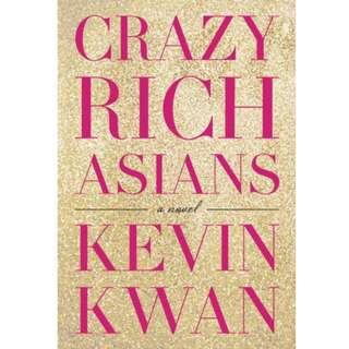 Ebook Crazy Rich Asians (Crazy Rich Asians #1) - Kevin Kwan
