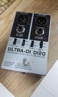 Behringer Ultra-D.I D120