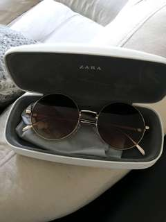 Zara Round Glasses