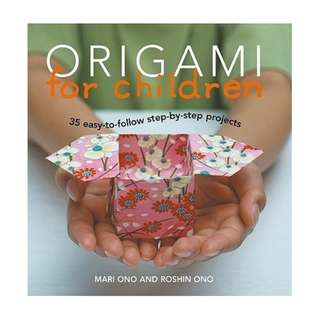 Origami for Children - Hardcover - Brand New
