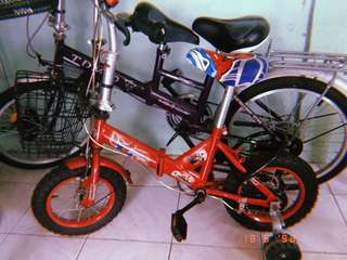 Spiderman Kid's Bike