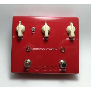 Vox Satchurator Joe Satriani Distortion Pedal