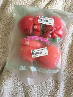 Etude house strawberry curler