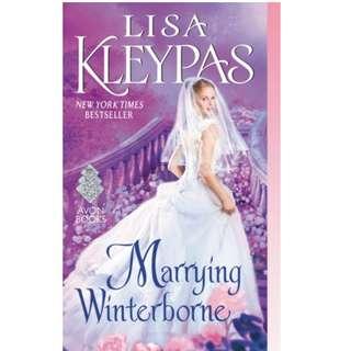 Ebook Marrying Winterborne (The Ravenels #2) - Lisa Kleypas