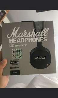 🚚 Marshall Mid Bluetooth
