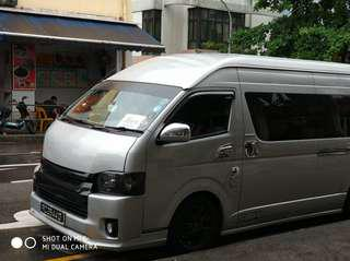Maxicabs, Coach, Party Bus and limousine services