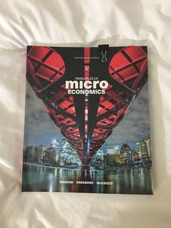 Principles of Microeconomics - 7th edition