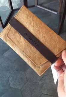 Starbucks rare wallet