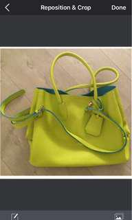 Large size bag korean style