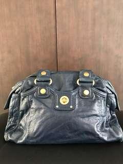 MARC by MARC JACOB satchel blue bag