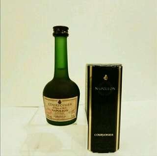 罕有绝版盒裝:拿破崙砂樽干邑酒辦 (超值收藏)