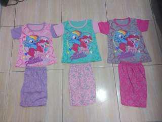 Baju tidur anak 1-4 tahun