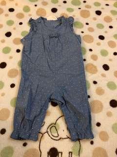 H&M jumpsuit size 0-6
