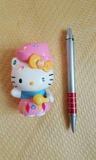 🚚 Hello Kitty 会動的玩具