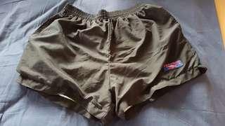 Black Reebok Shorts