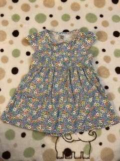 Carters dress 0/12 months