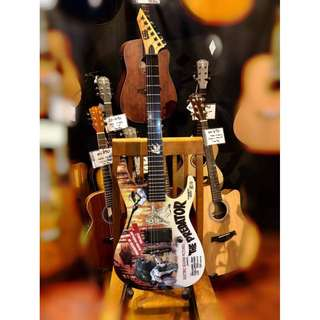 ESP LTD Predator Limited Horror Series Electric Guitar