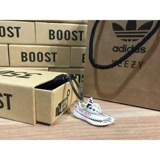 "[FutureStore]❗️少量現貨❗️ Adidas yeezy boost 350 v2""zebra""斑馬 吊飾"