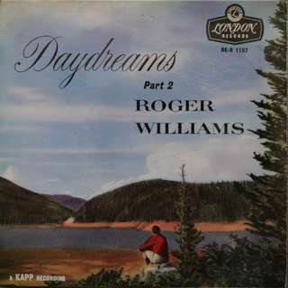 Vinyl Roger Williams - Daydreams Part 2