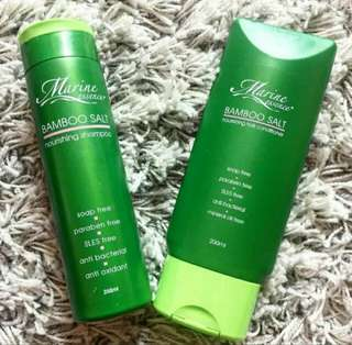 🚚 Marine Essence Shampoo & Conditioner Set