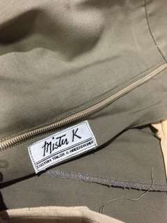 Mister K wool pants