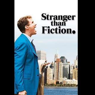 [Rent-A-Movie] STRANGER THAN FICTION (2006)