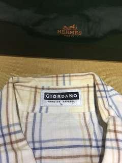 Giordano long sleeves