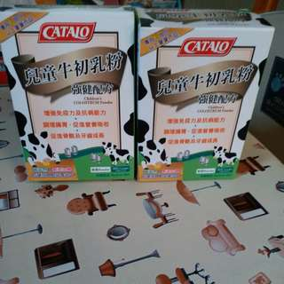 CATAlO牛初乳粉