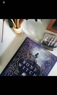 Brand New! [Hard Cover]The Bone Witch By Rin Chupeco