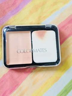 Compact make up easy to blend