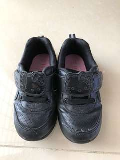 Hello kitty black shoe size:17
